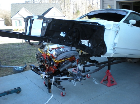 Mopar K Frame Stand Drivetrain Restoration Tool
