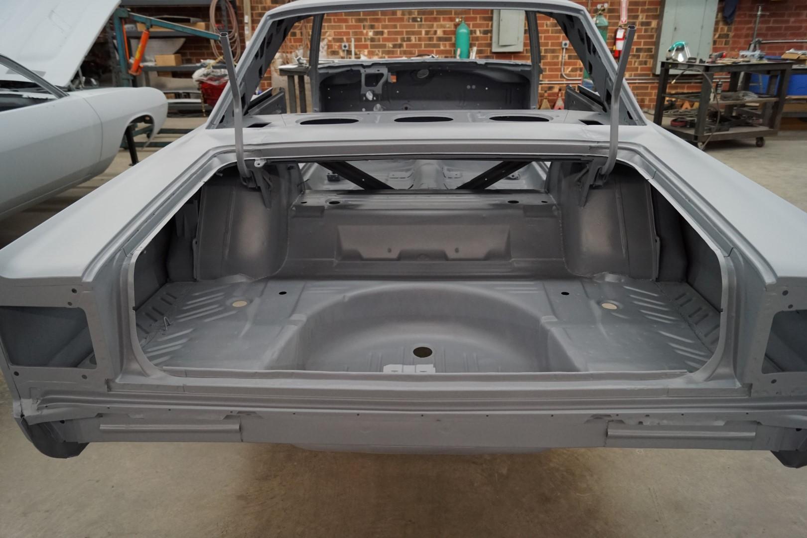 66-70 Mopar B-Body Dodge/Plymouth Mini-Tub Kit