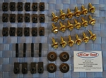 Fender Bolt Fastener Kit MOPAR Dodge Plymouth A/B Body