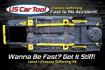 Level 1 Chassis Stiffening Pack 70-74 Plymouth Cuda E Body