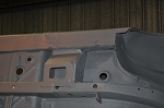 Torque Boxes Set of two (2) REAR for 1966 - 1970 Mopar B Bodies