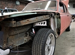 63-66 Mopar A-Body Inner Fender Braces