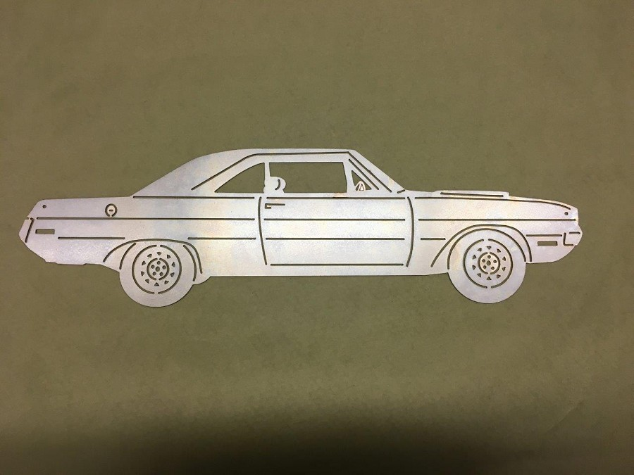 Wall Art 1970 Dodge Dart