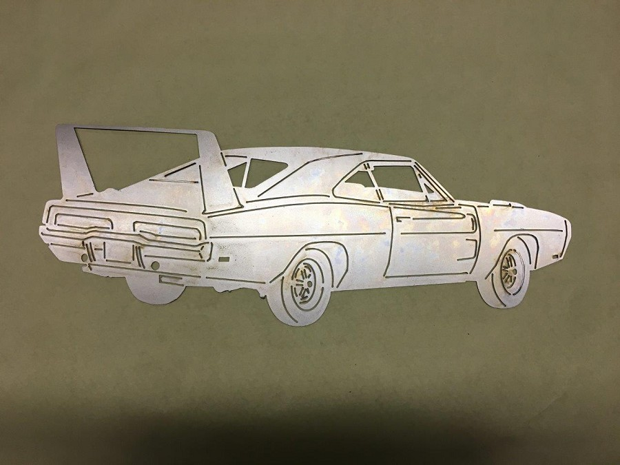 Wall Art 1969 Dodge Daytona