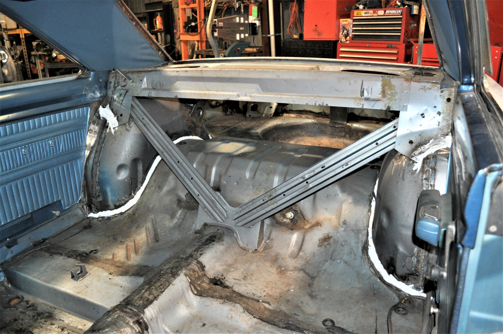 Mopar Lift Kit >> Mopar 67-75 A-Body Mini-Tub Kit